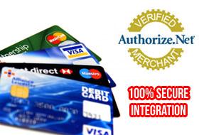 Authorize.net Integration, Payment Gateway with Wodpress , Joomla, Magento