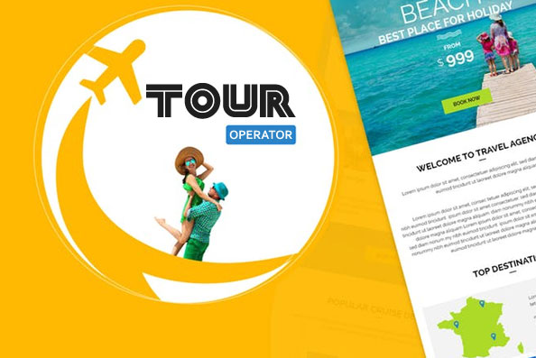 Travel Agency website | Travel portal development in Kolkata