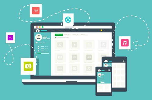 dynamic website responsive design